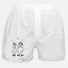 Raggedy Ann Boxer Shorts