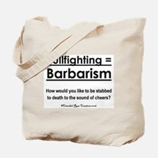 Bull Rights Tote Bag