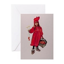 Unique Scandinavian Greeting Cards (Pk of 20)