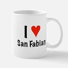 I love San Fabian Mug