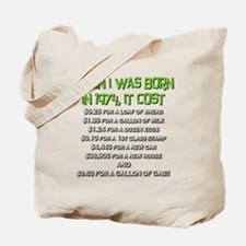 Price Check 1974 Tote Bag