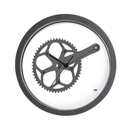 Crankset rhp3 Wall Clock