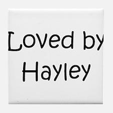 Unique Hayley Tile Coaster