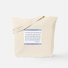 Confucius Tote Bag