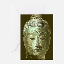 Siddhartha Greeting Card