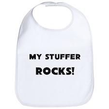 MY Stuffer ROCKS! Bib