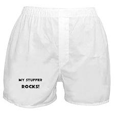 MY Stuffer ROCKS! Boxer Shorts