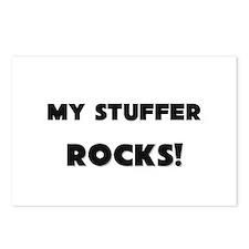 MY Stuffer ROCKS! Postcards (Package of 8)