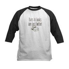 Boys in Books are just better Tee