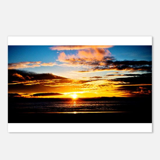 California Sunset Postcards (Package of 8)