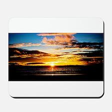 California Sunset Mousepad