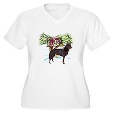 Kelpie Christmas T-Shirt