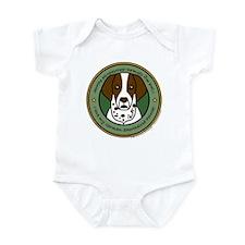 Love My GSP Infant Bodysuit