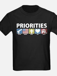 GOP Priorities T