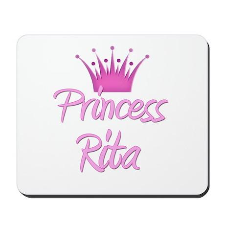 Princess Rita Mousepad