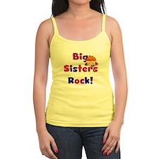 Big Sisters Rock Jr.Spaghetti Strap