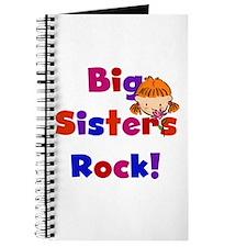 Big Sisters Rock Journal