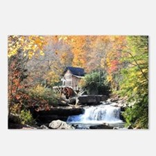 Grist Mills Falls Postcards (Package of 8)
