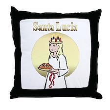 Funny Free e Throw Pillow
