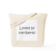 Unique Heriberto Tote Bag
