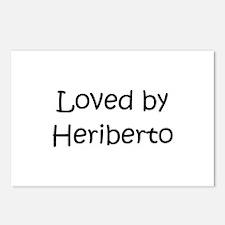 Cute Heriberto Postcards (Package of 8)
