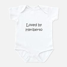 Cute Heriberto Infant Bodysuit