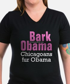 Chicagoans fur Obama Shirt