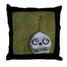 How's it Hanging? Throw Pillow