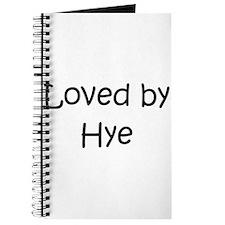 Cute Hye Journal
