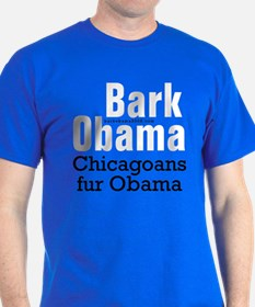 Chicagoans fur Obama T-Shirt