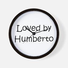 Unique Humberto Wall Clock