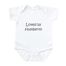 Funny Humberto Infant Bodysuit