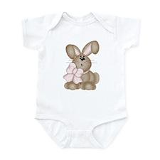 Cute Bunny Rabbit Infant Creeper