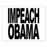 Impeach Obama Small Poster
