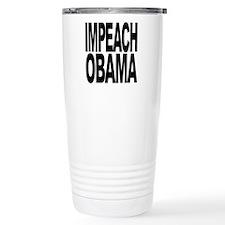 Impeach Obama Travel Coffee Mug