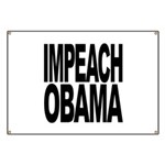 Impeach Obama Banner