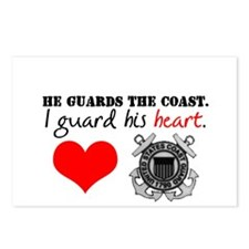 Guard His Heart Postcards (Package of 8)
