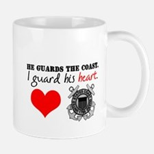 Guard His Heart Mug