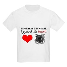 Guard His Heart T-Shirt