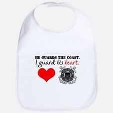 Guard His Heart Bib