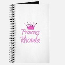 Princess Rhonda Journal