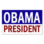 Obama: President! (bumper sticker)