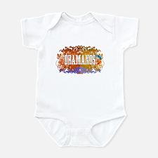 Obamanos Flowering Infant Bodysuit