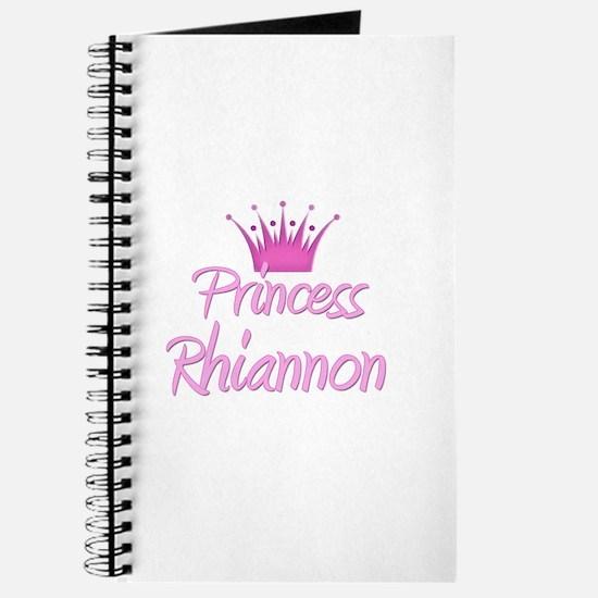 Princess Rhiannon Journal