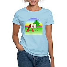 Life is good camping T-Shirt
