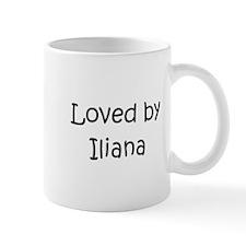 Unique Iliana Mug
