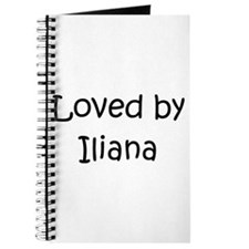 Cute Iliana Journal