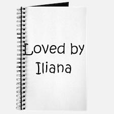 Cute Iliana Journal