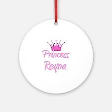 Princess Reyna Ornament (Round)