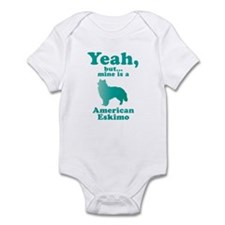 American Eskimo Infant Bodysuit